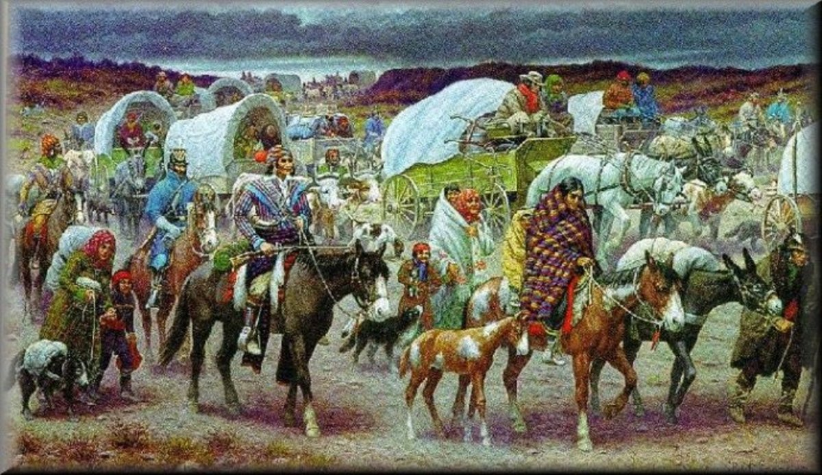 history-of-the-cherokee-indians