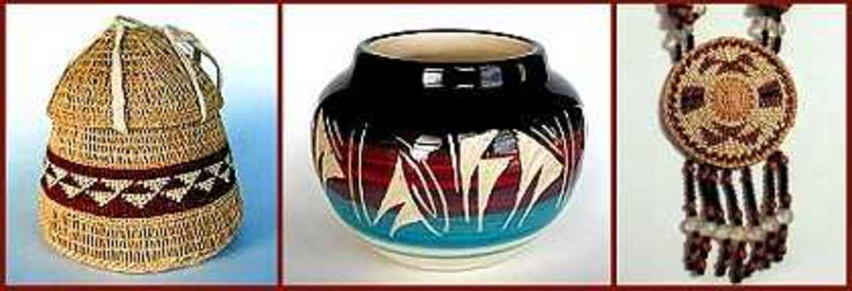 History of the cherokee indians hubpages for How to make native american arts and crafts