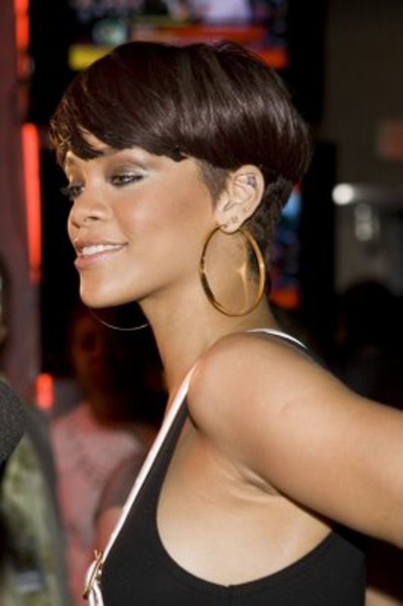 short cropped hairstyles for 2015