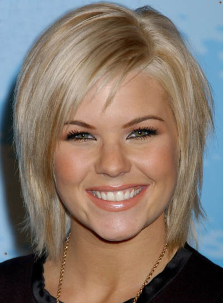 short layered bob haircuts for girls
