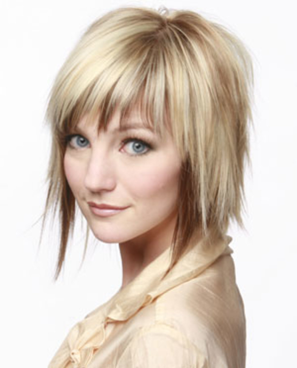 sexy layered hairstyles for girls