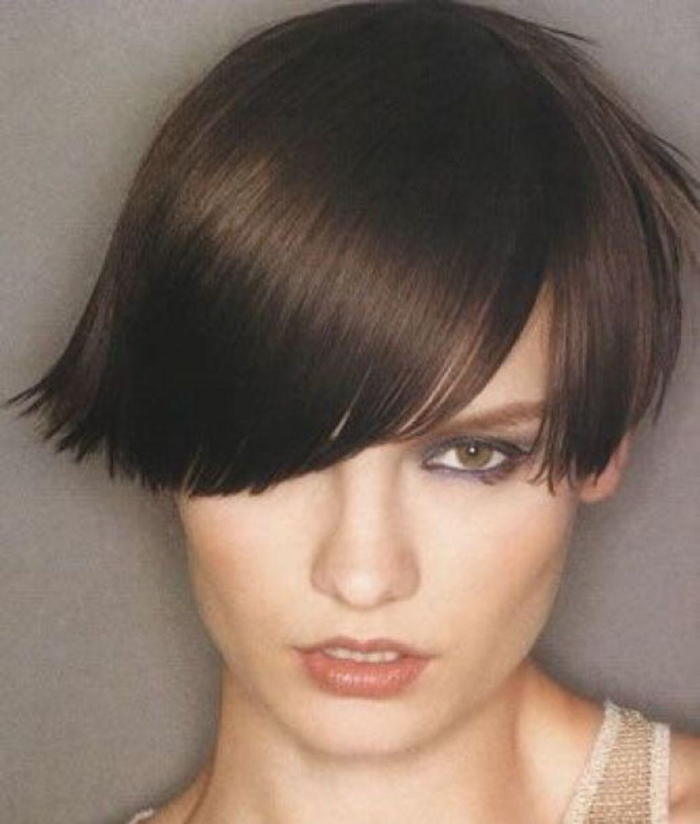 short razor cut haircuts for women