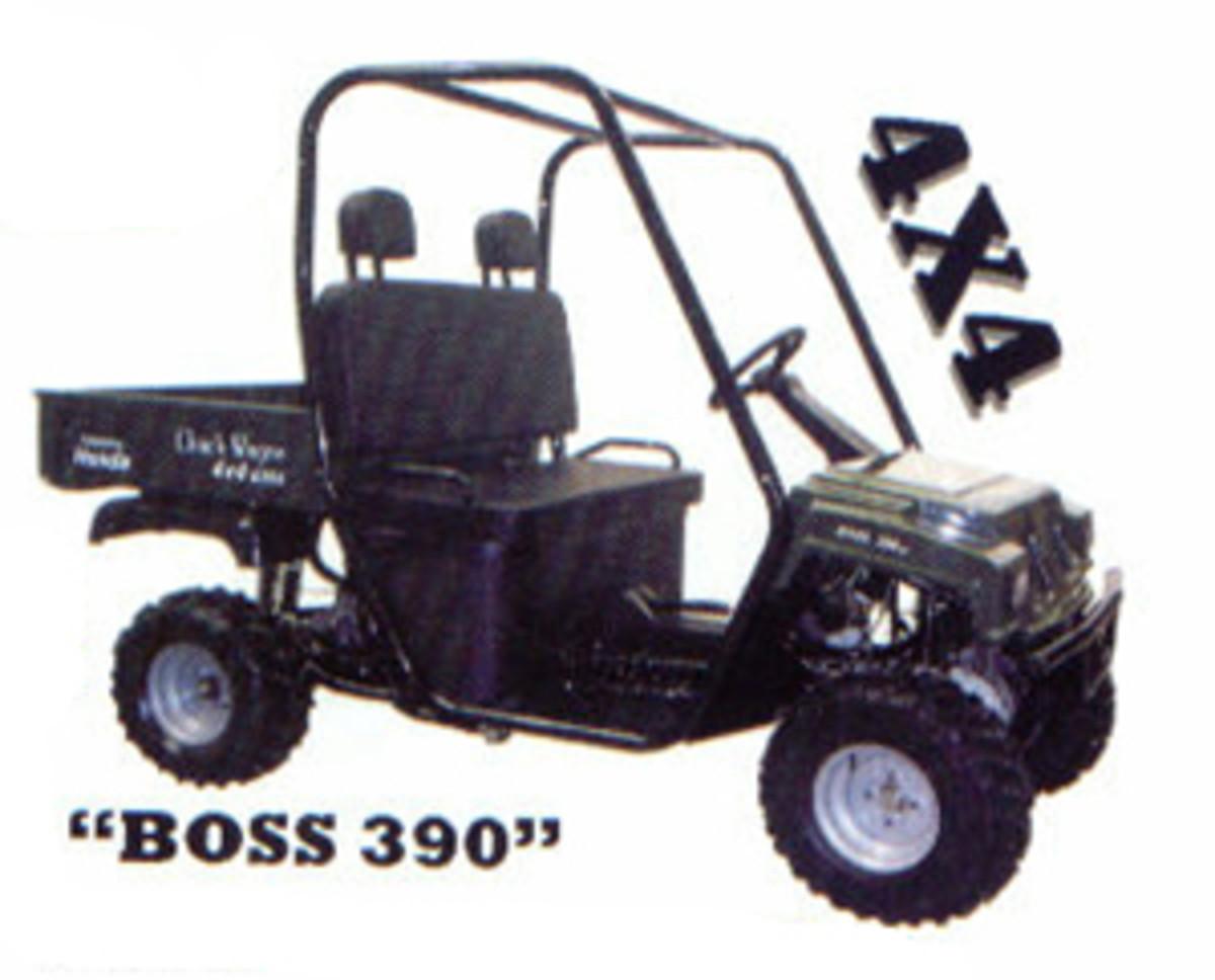 Chuckwagon Boss 390