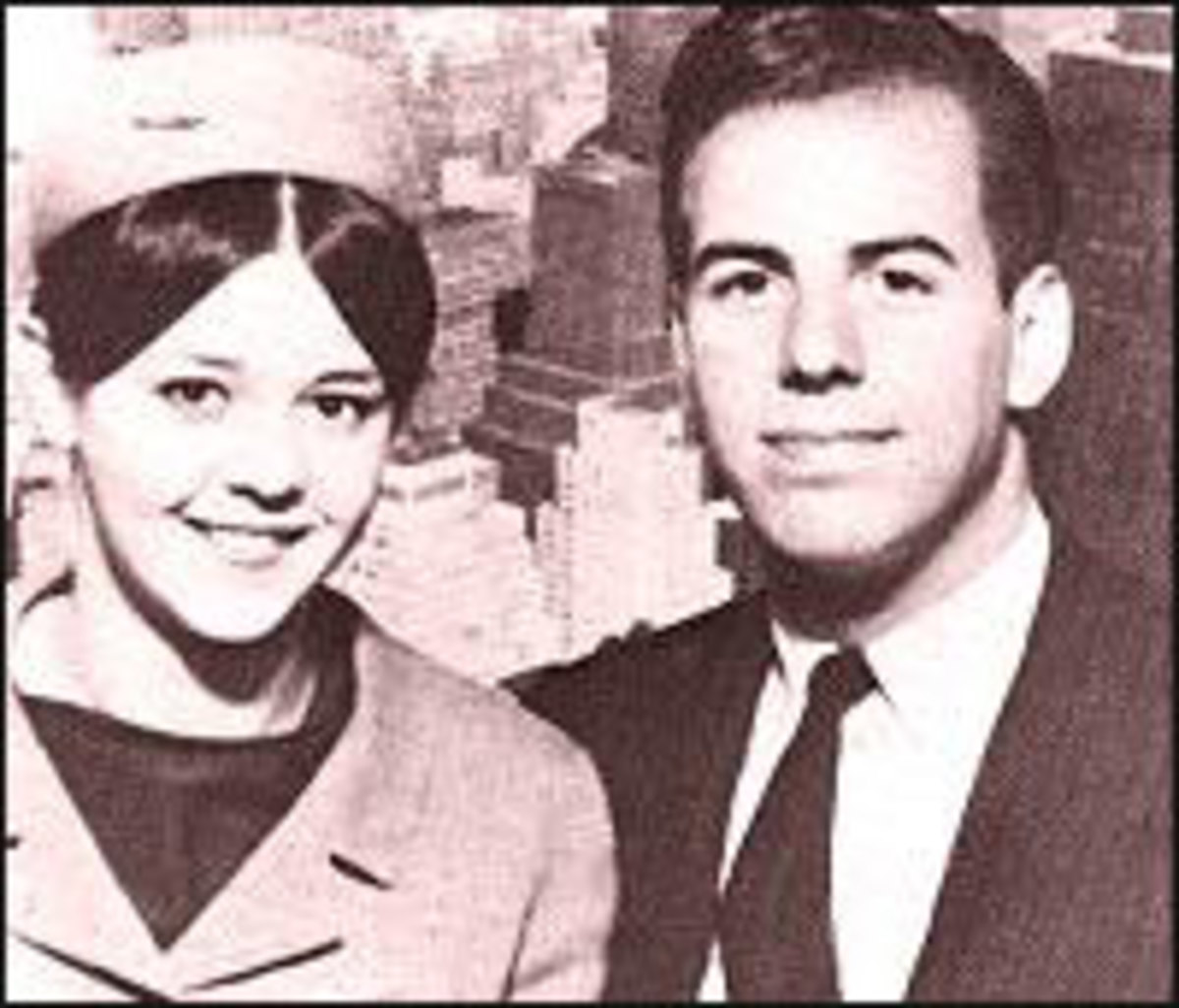 Young Frank and Girlfriend