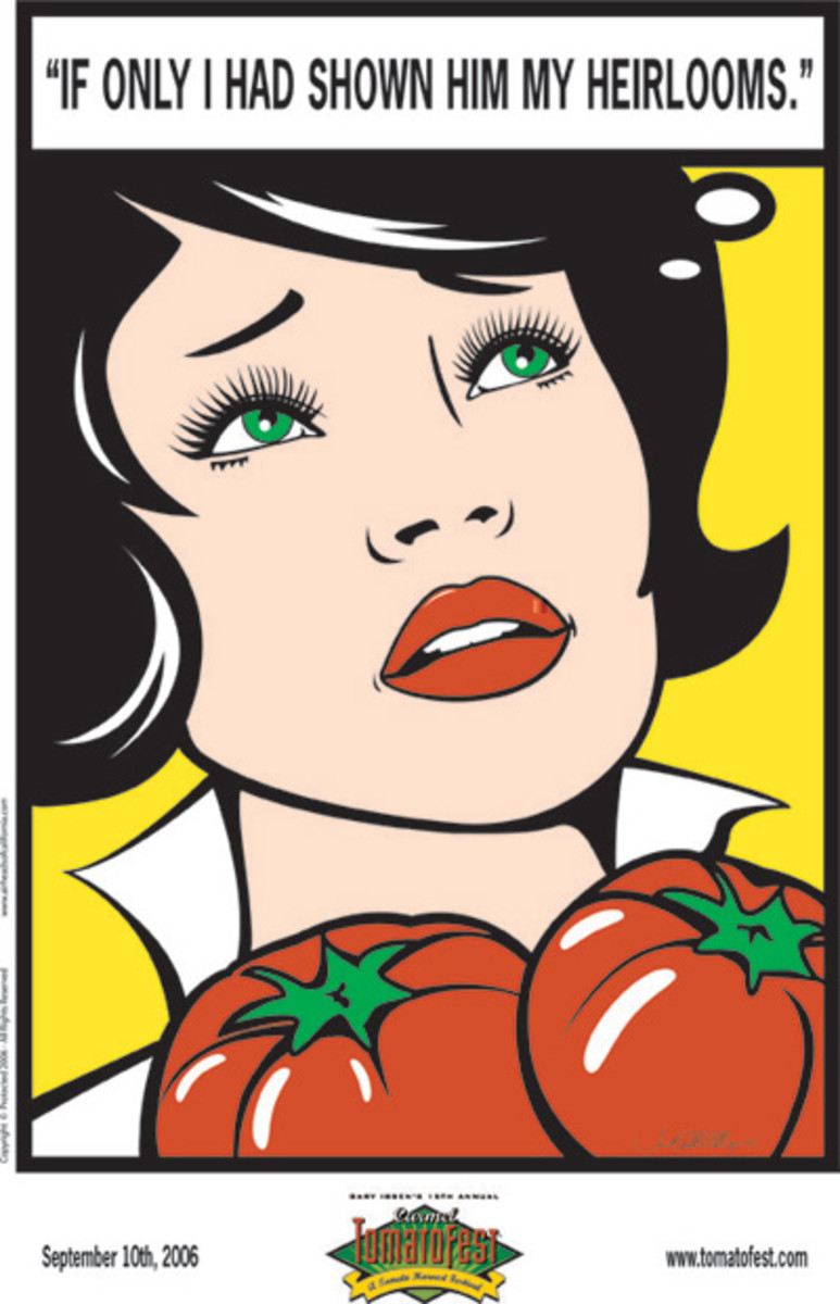 The History and Lore of the Fabulous Jersey Tomato