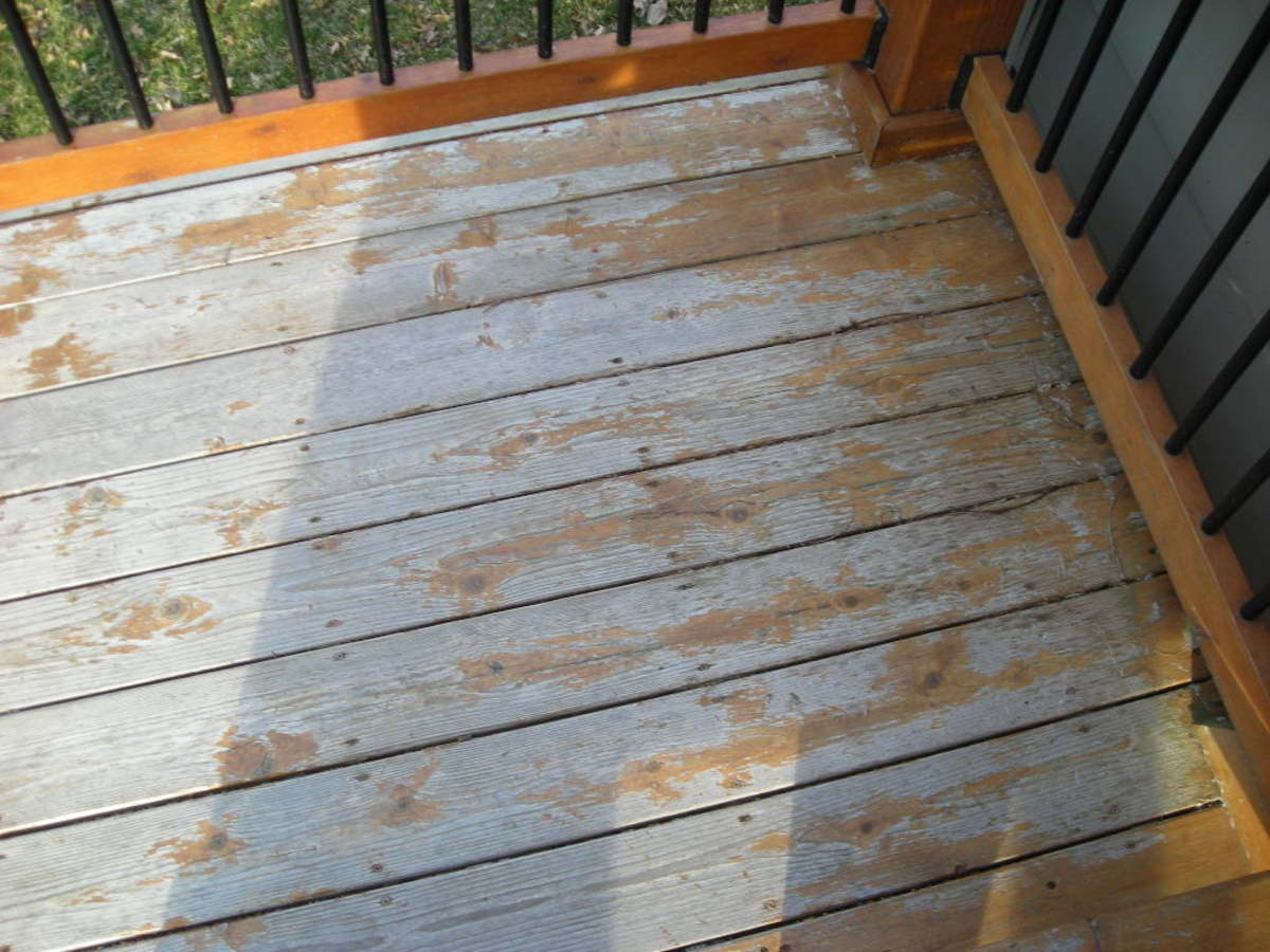 Don't Let This Happen To You! The Cedar Deck Incident!