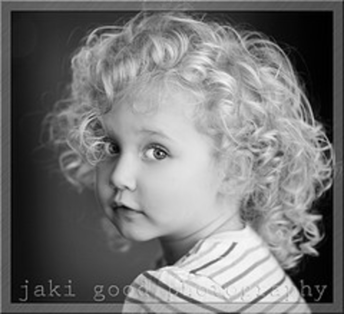 Child with Natural Blonde Hair (Photos from Flickr)