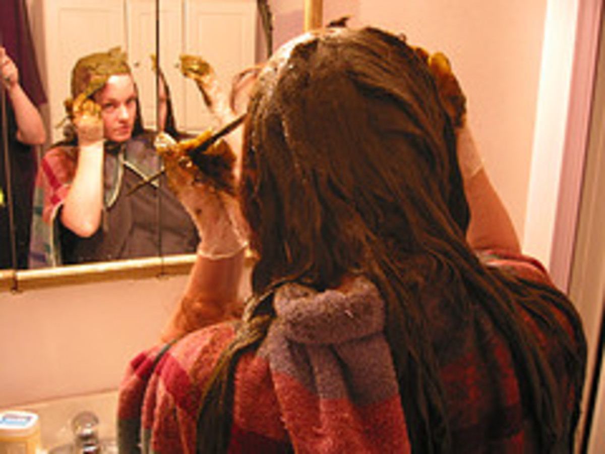 Hair Coloring is Simple and Easy (Photo from Flickr)