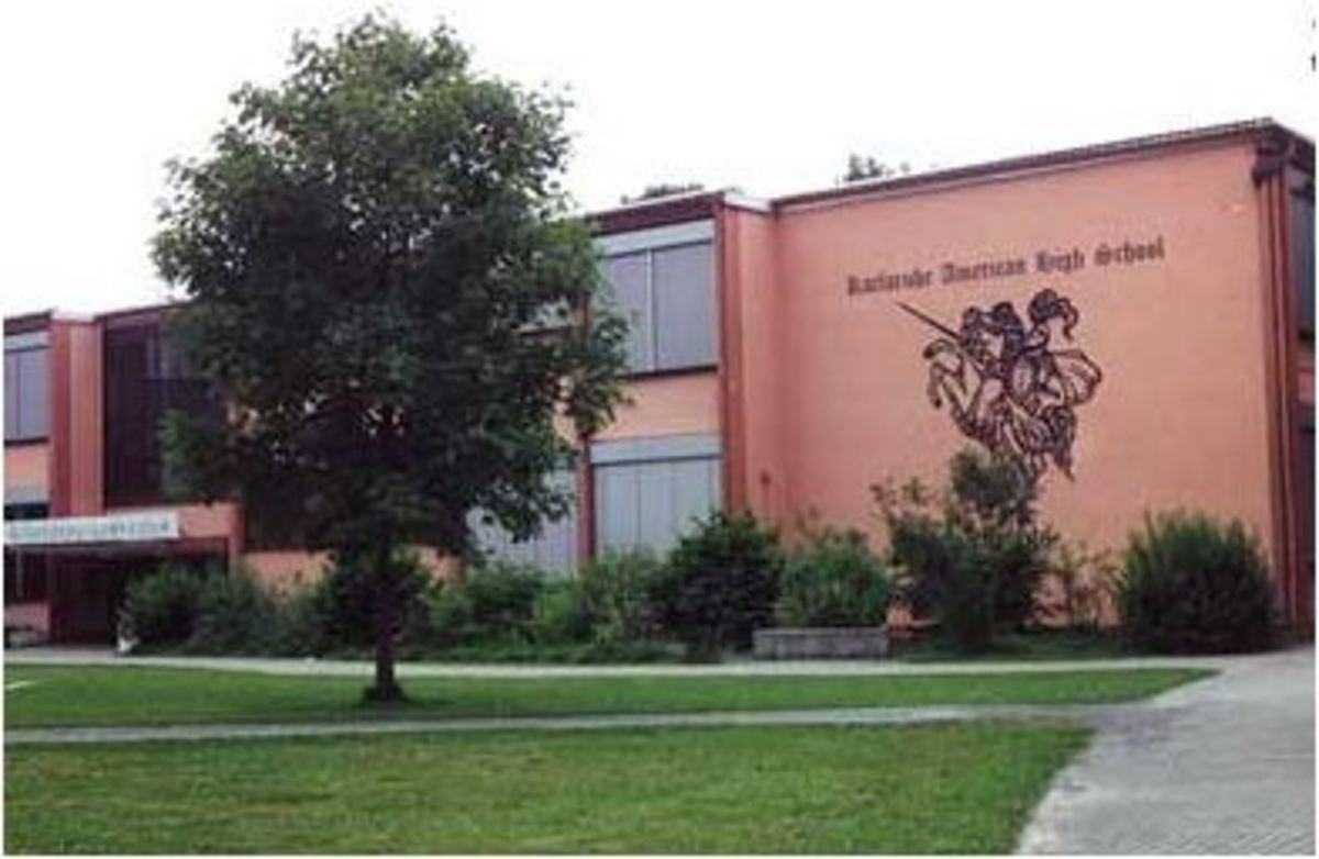 Karlsruhe American High School