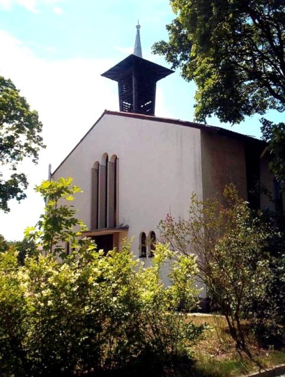 Chapel on Base