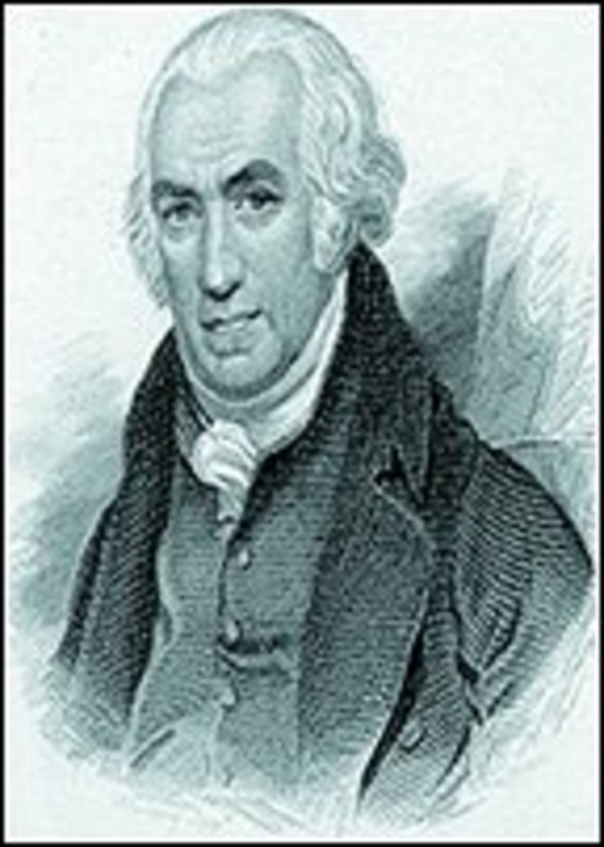JAMES WATT (Inventor Of The Steam Engine)