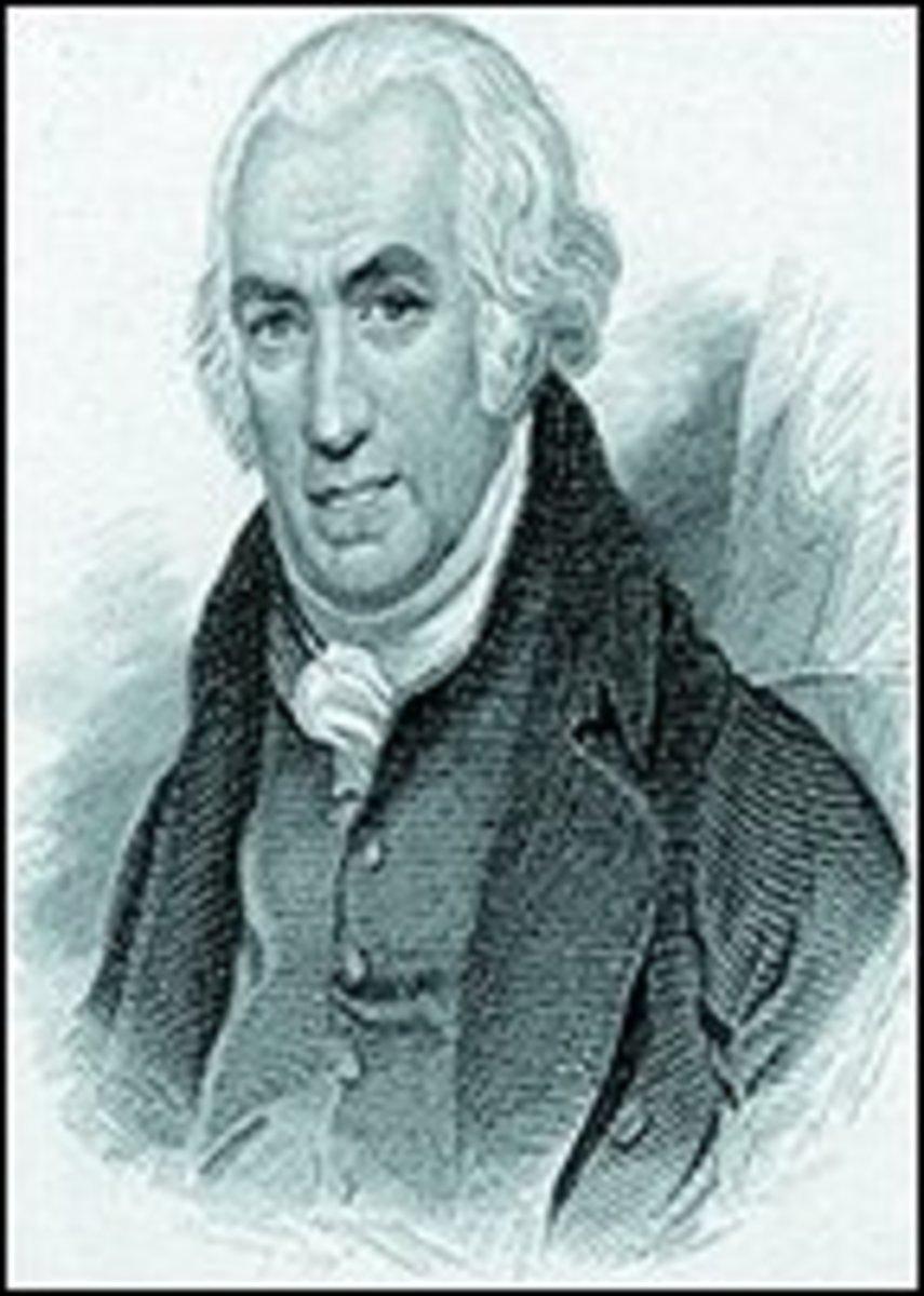 JAMES WATT (Inventor Of The Steam Engine)