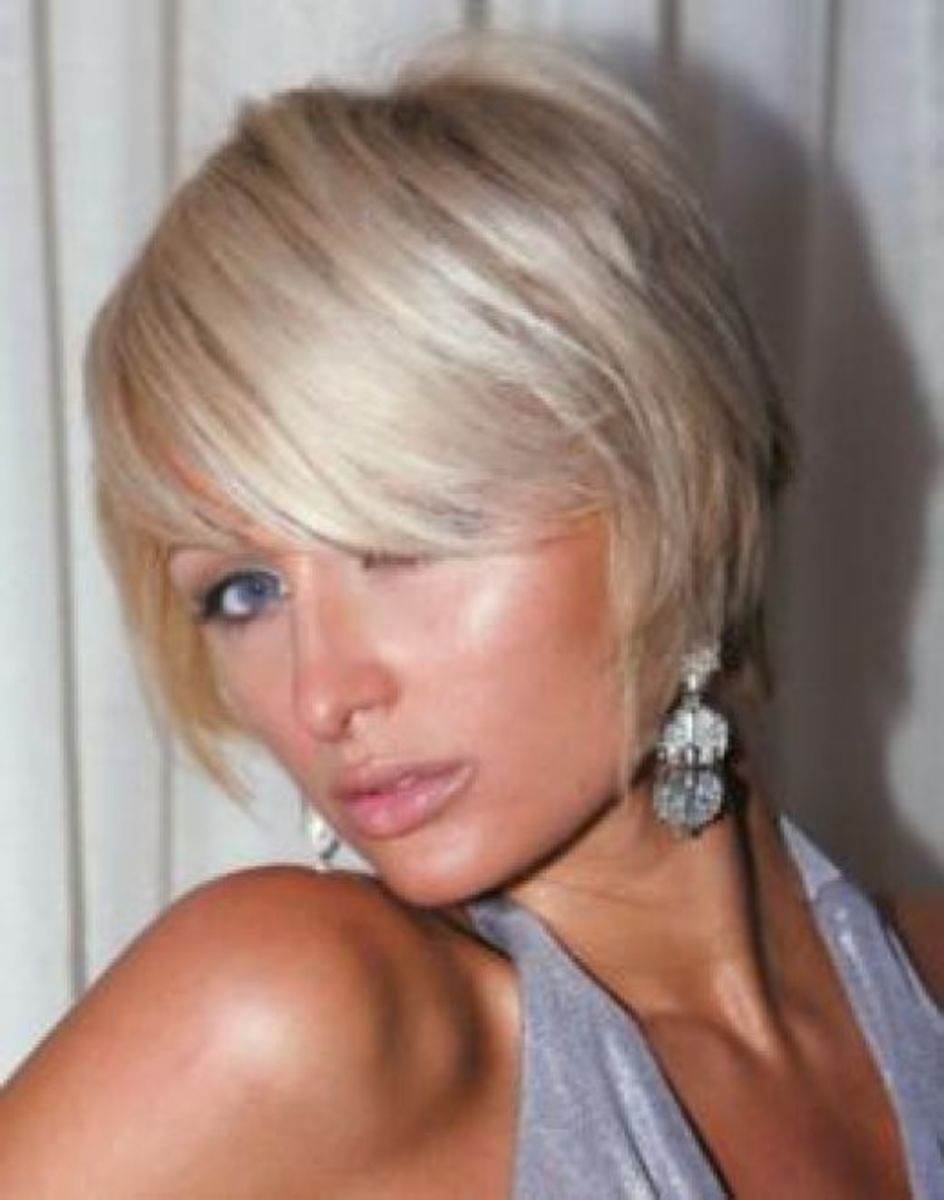 paris hilton sedu hairstyle