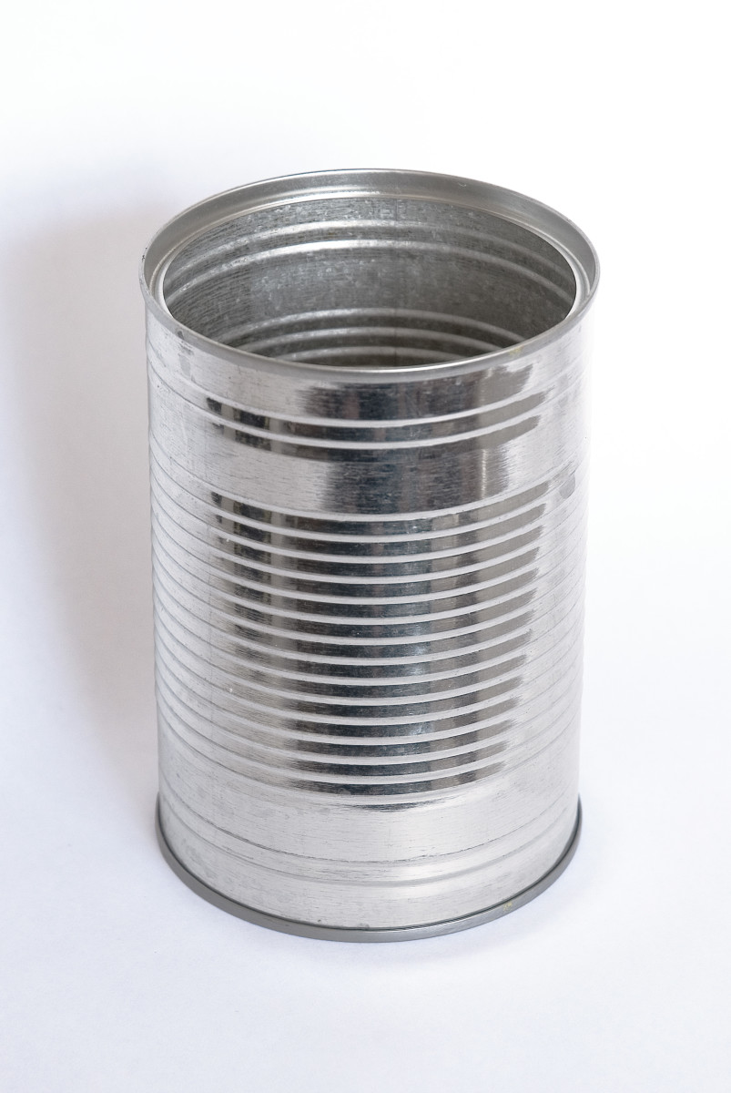 I remember hearing Dolly Parton telling how she enjoyed the coldest water from old coffee cans. Clean cans of all sizes may serve as cooking and heating pots. Dop not use if original content was poisonous.