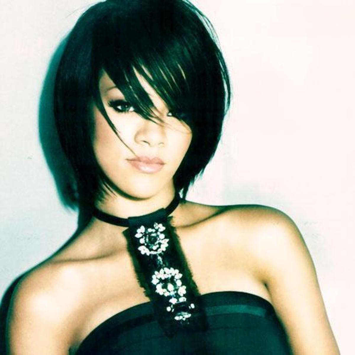 short black hair for women