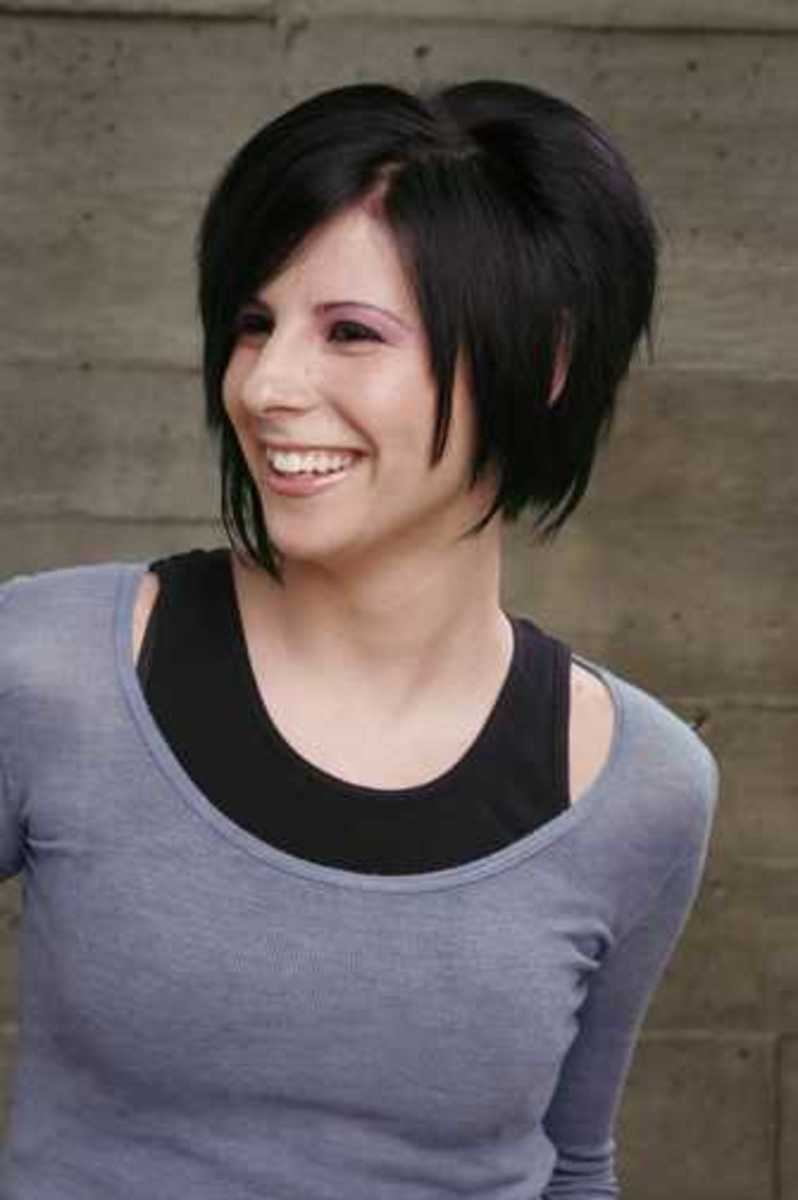 Short Hairstyles - Trendy Or Fashion?-1