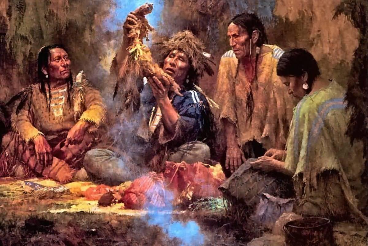 Opening the Sacred Bundle