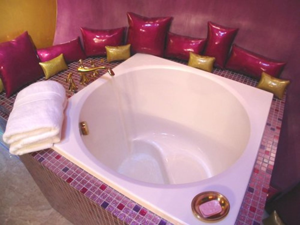 Japanese Bathtub Styles
