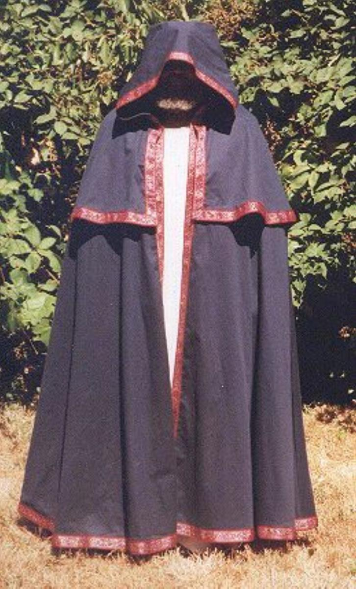 Make Your Own Cloak or Cape