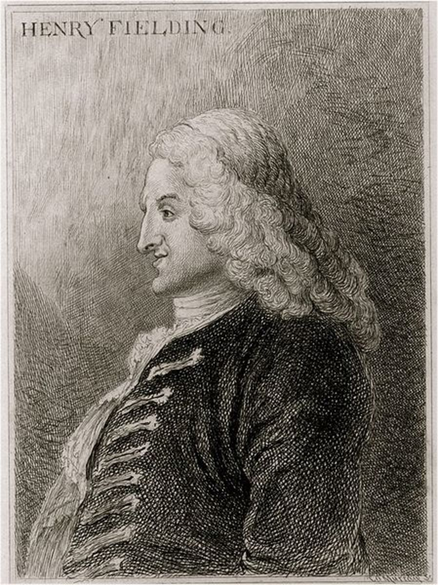 Author Henry Fielding