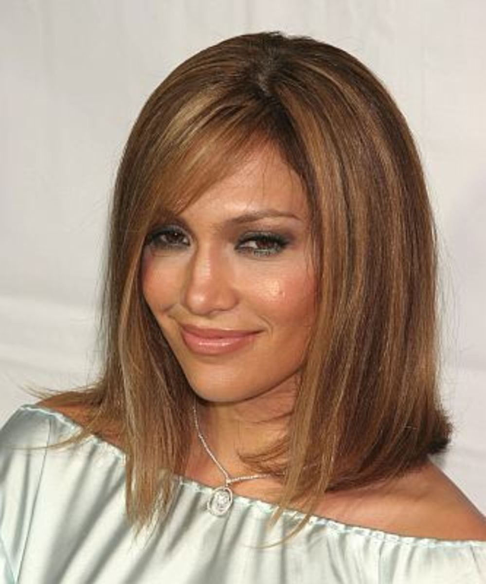 celebrity bob haircuts fashion trends