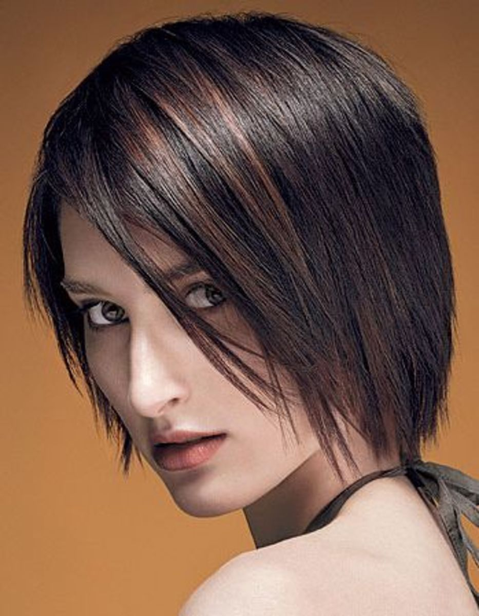 Pictures Of Short Bob Hairstyles For Women