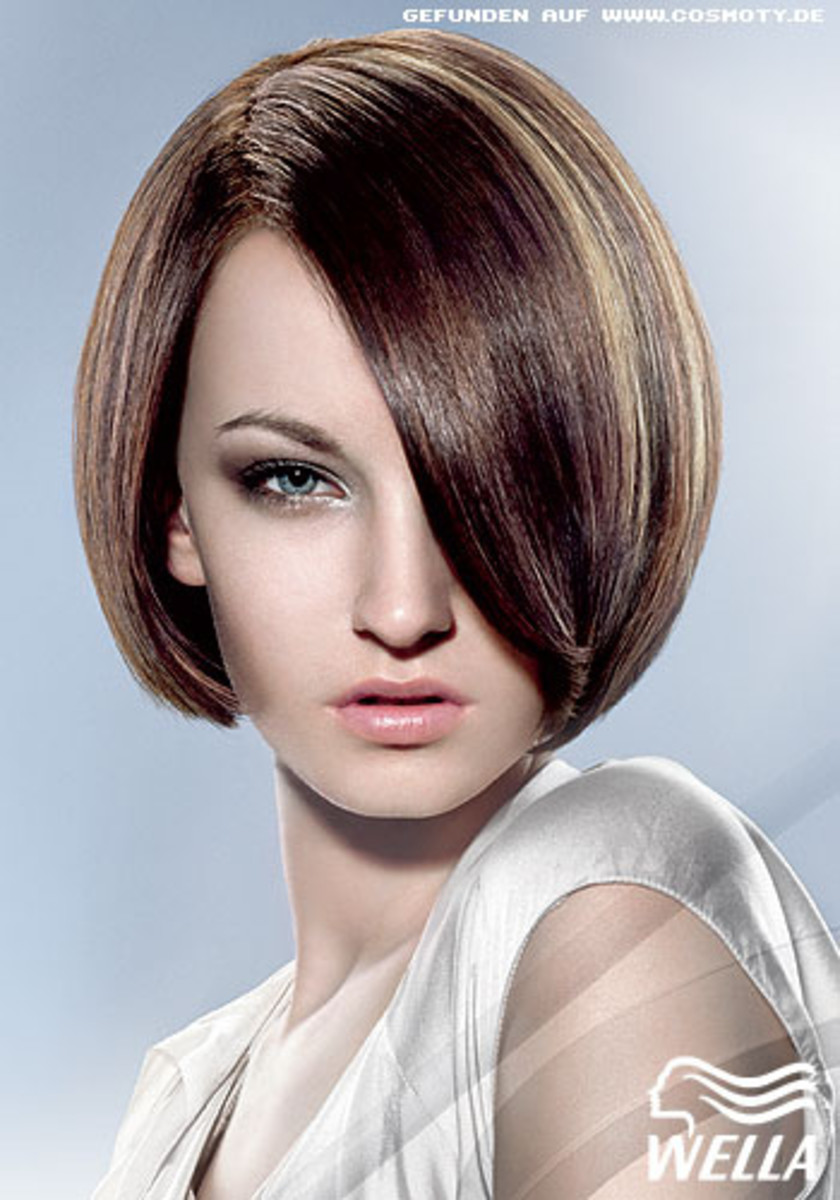 layered bob hairstyle picture