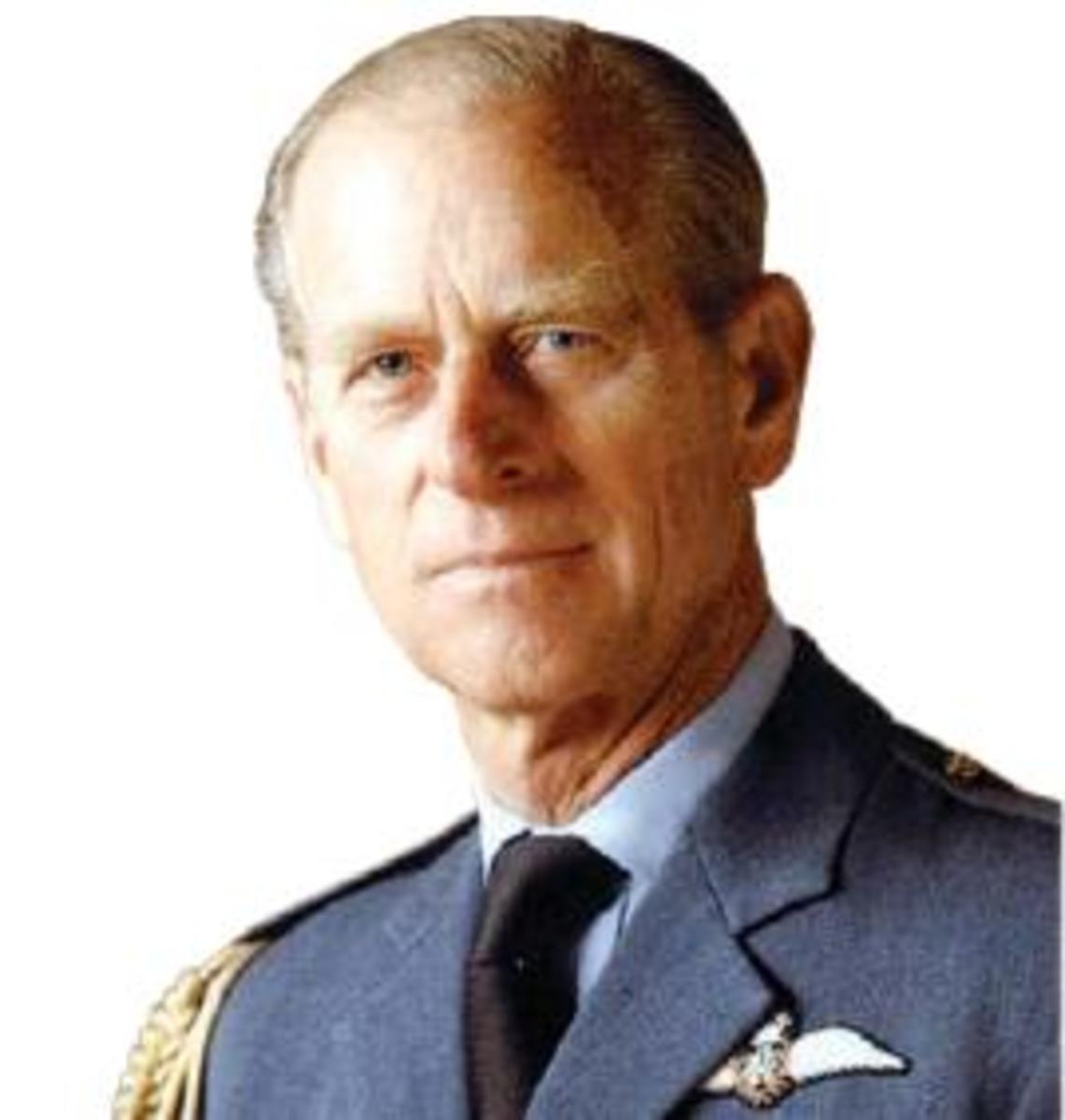 A Very Royal Prince - The Life Of Prince Phillip, The Duke Of Edinburgh