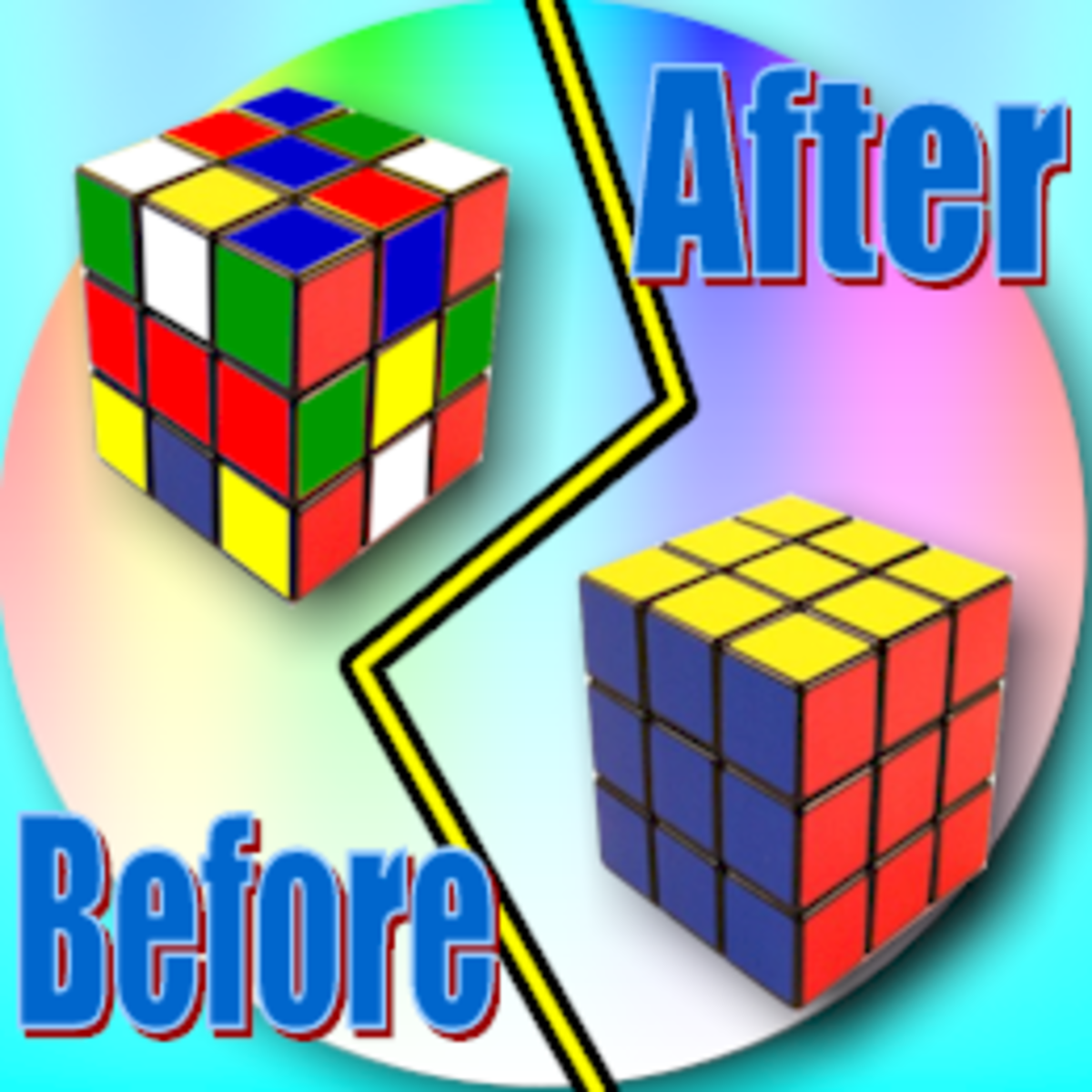 How To Solve A Rubiks Cube - Introduction
