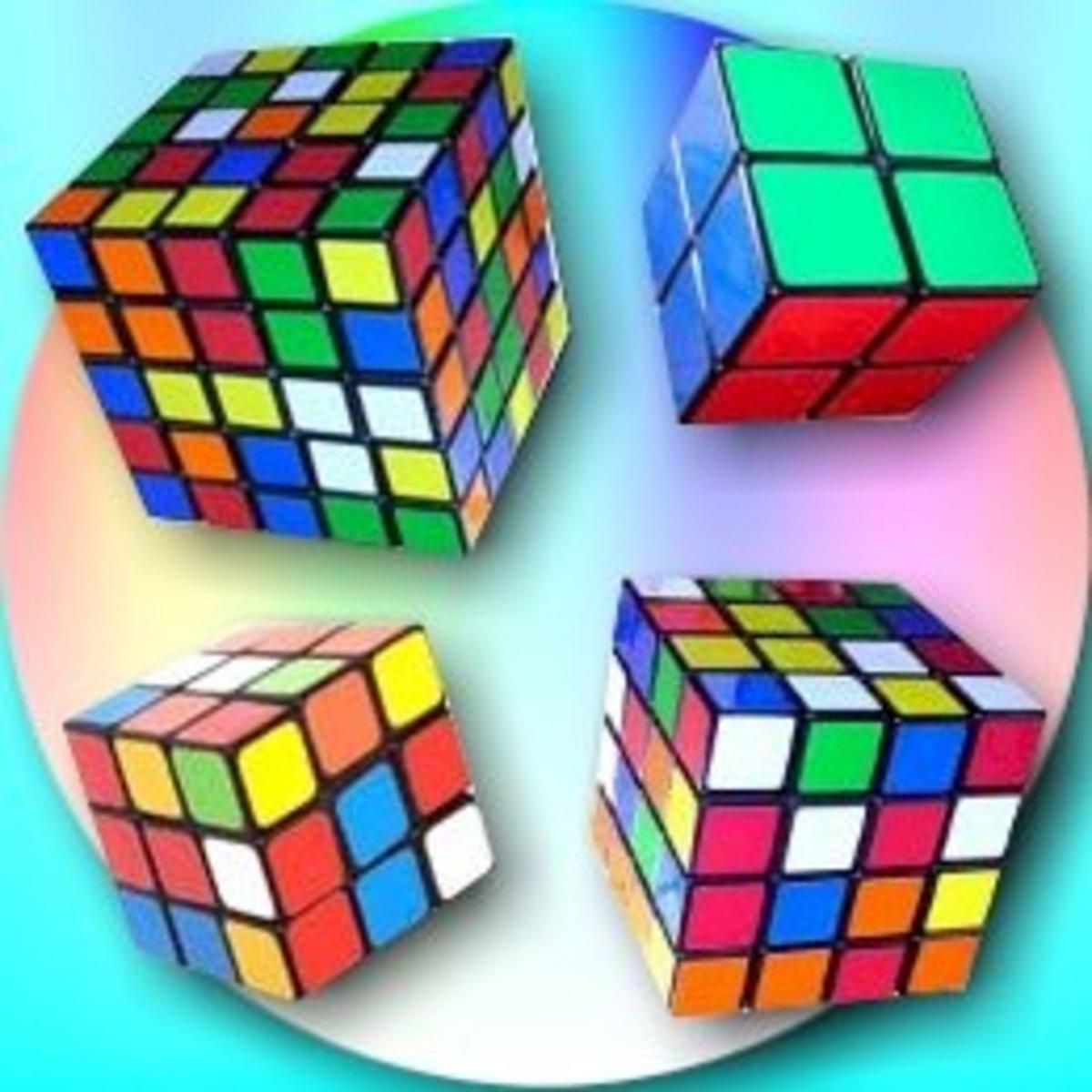 Rubik Cube Models