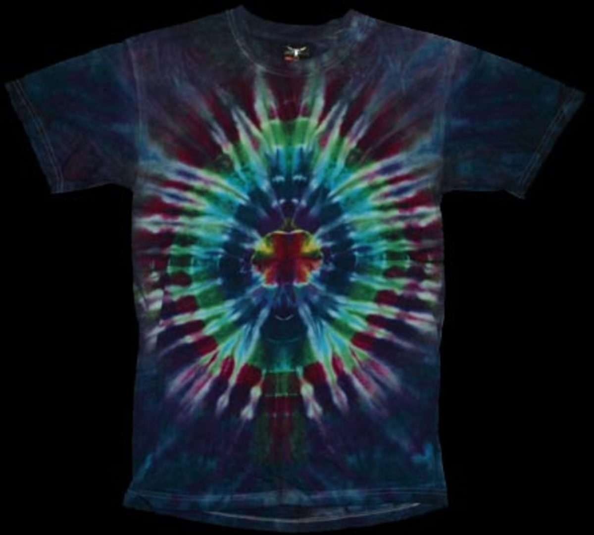 The Secrets of Tie-Dye.