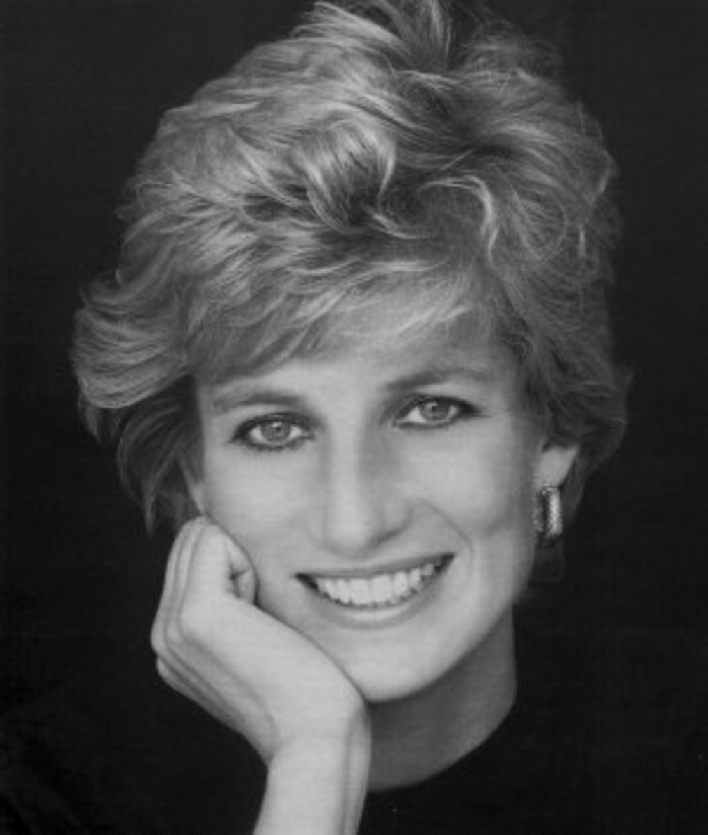 Princess Diana - A Pictorial History