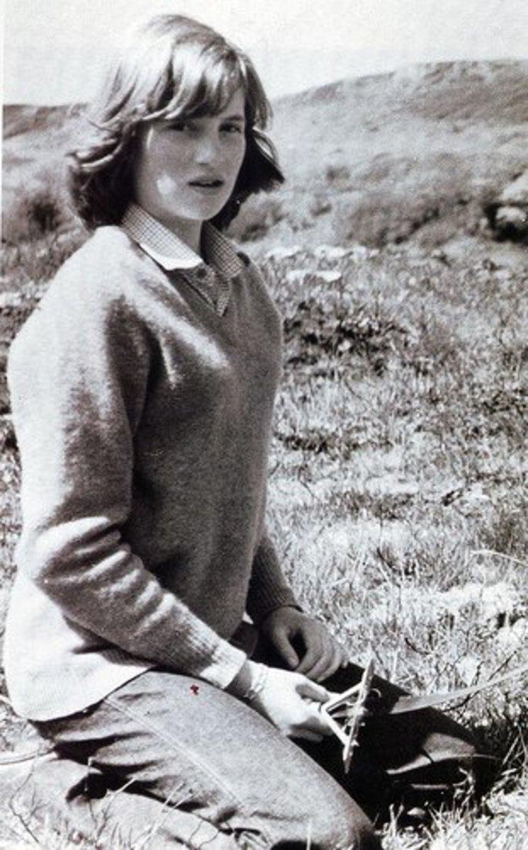 Teenage Diana