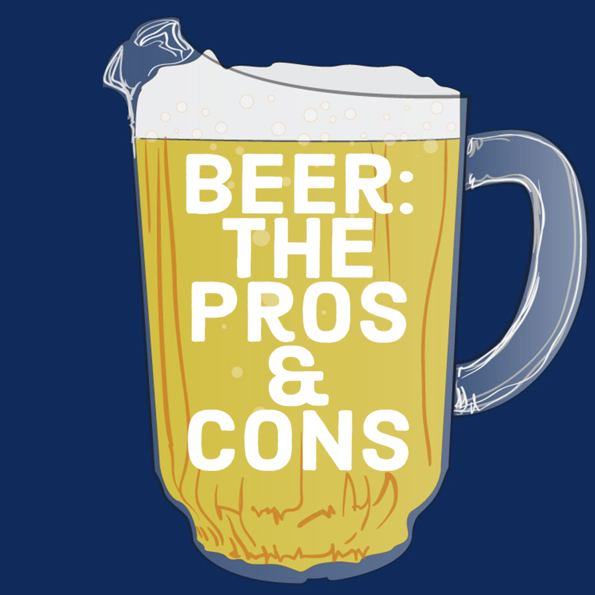 pros and cons of drinking alcohol essay Excessive drinking remains a huge public health issue  when i consider the  pros and cons of alcohol advertising and its alleged effect on.