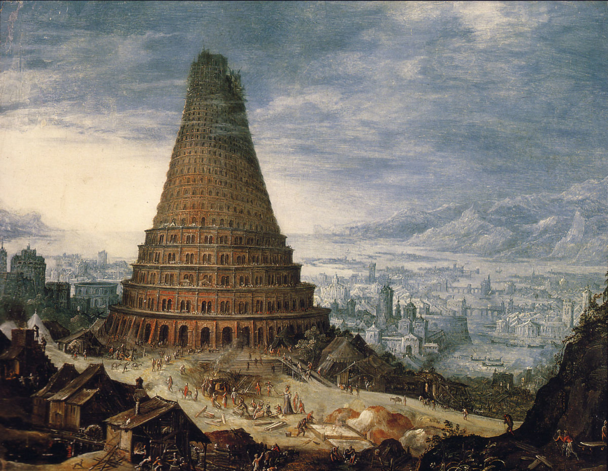 From  the  Tower  of  Babel  to  False  Religions  in  the  End  Time