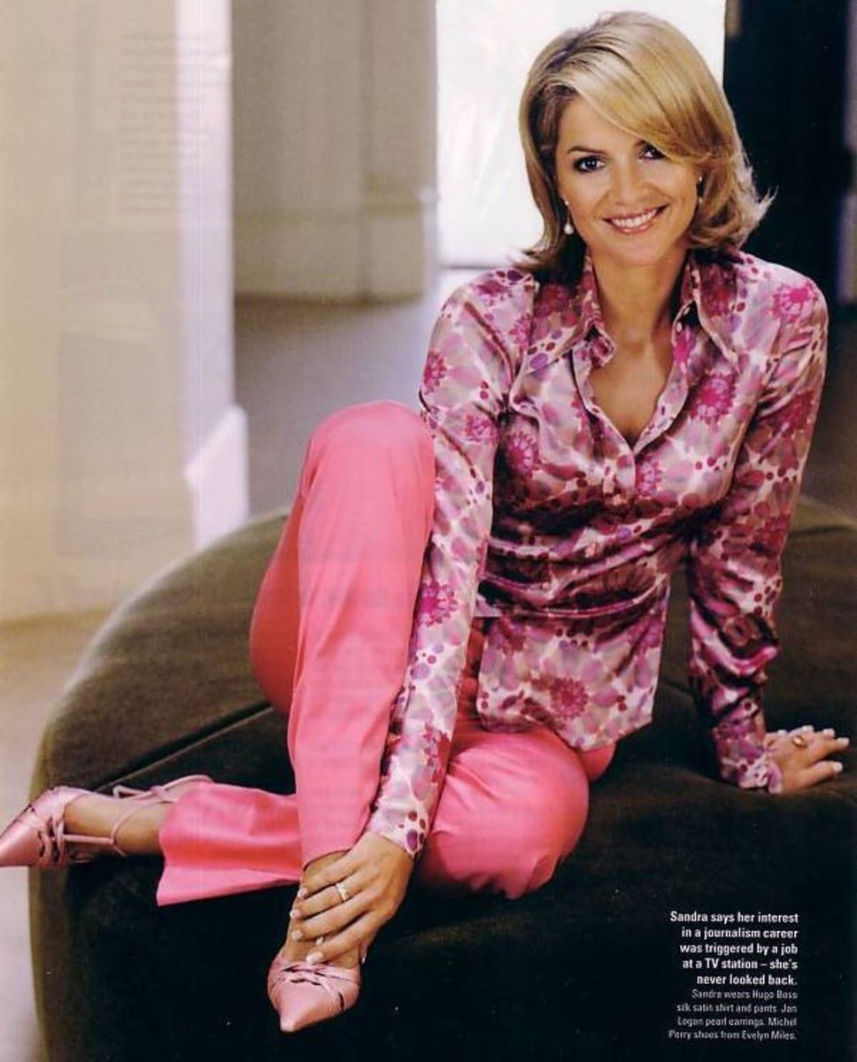 Hot Sexy Sandra Sully