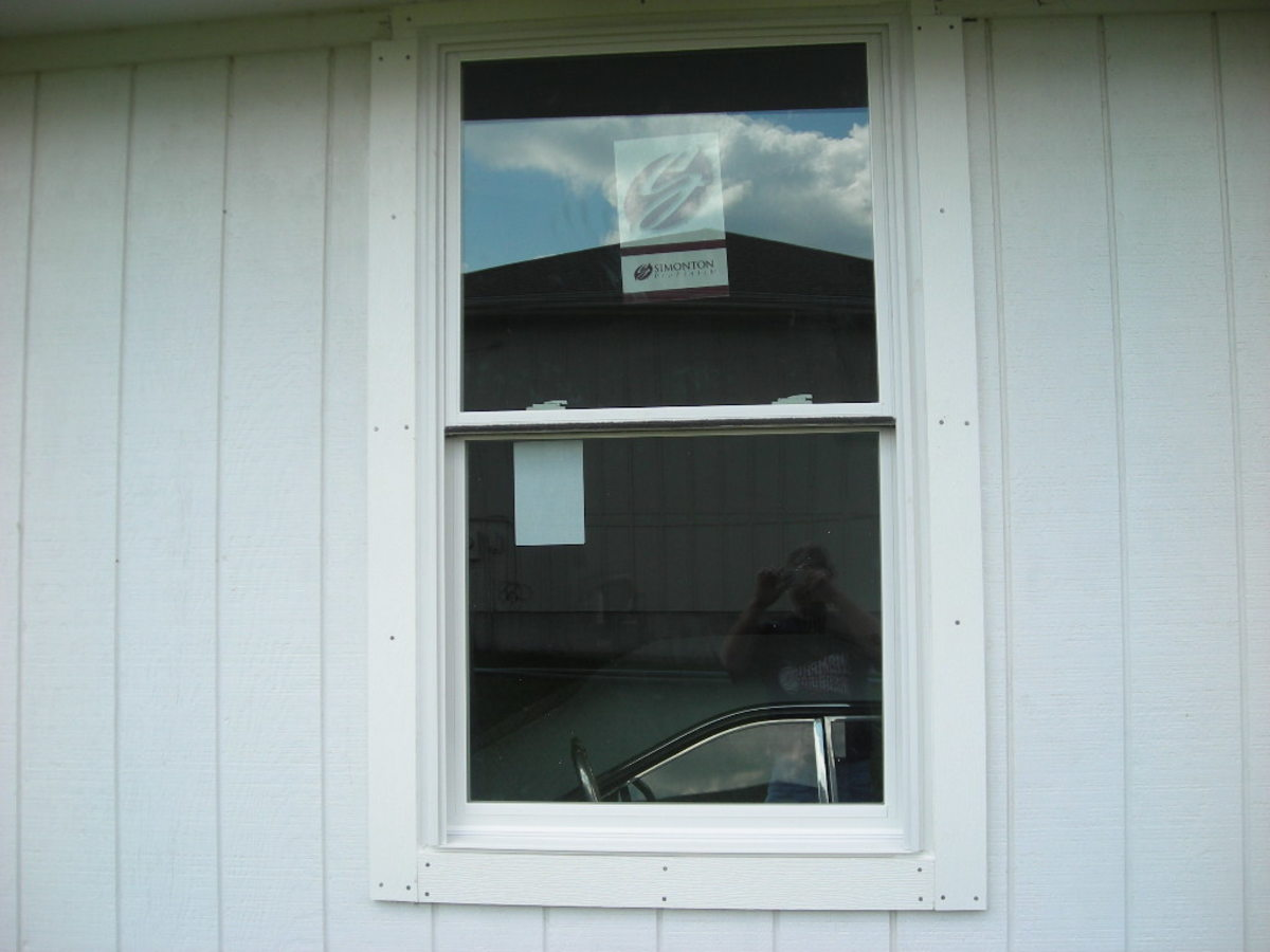 How To Install New Construction Windows In An Existing