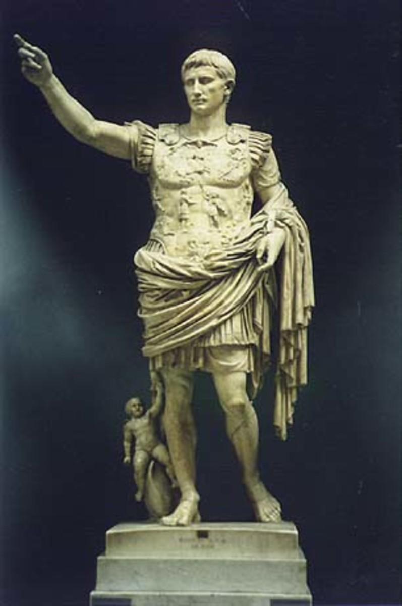 The Augustus of Prima Porta