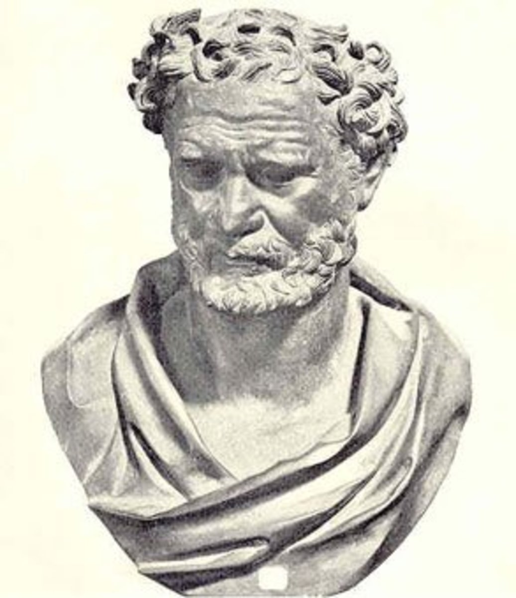 Greek Philosopher: Democritus