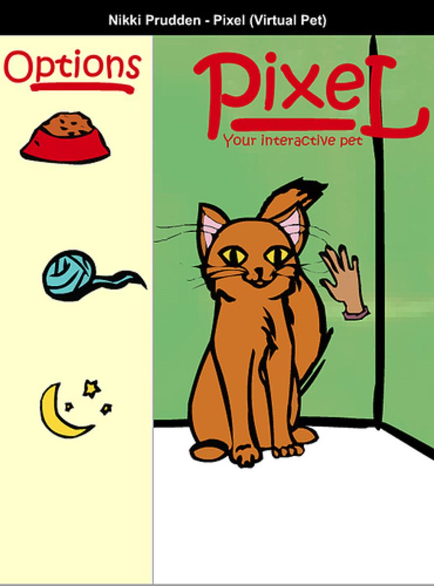 Make Your Own Virtual Pet