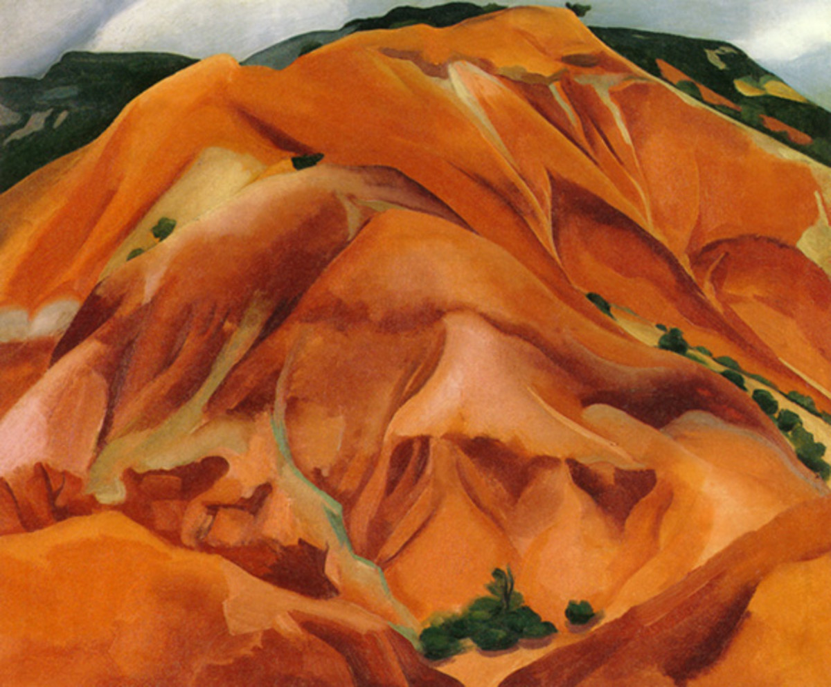 Painters of the American West: O'Keeffe, Dixon, Couse, Fechin, and Farney