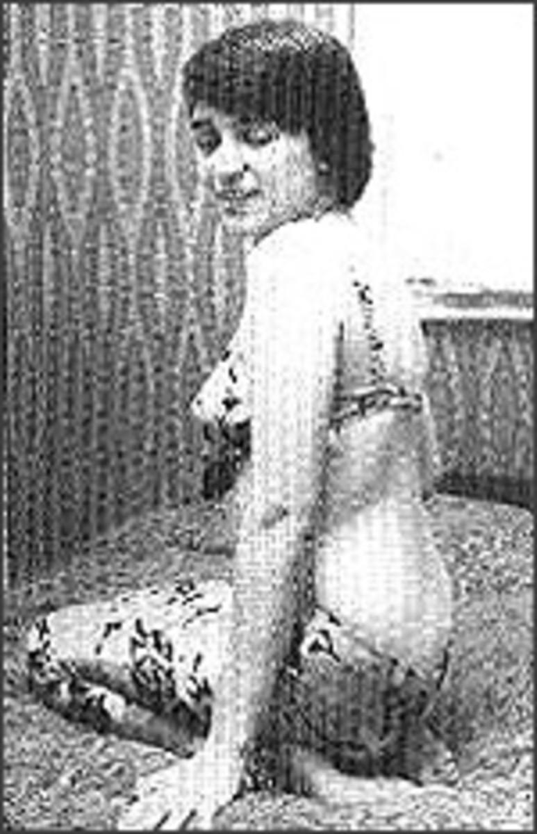 Rose's magazine ad for prostitution