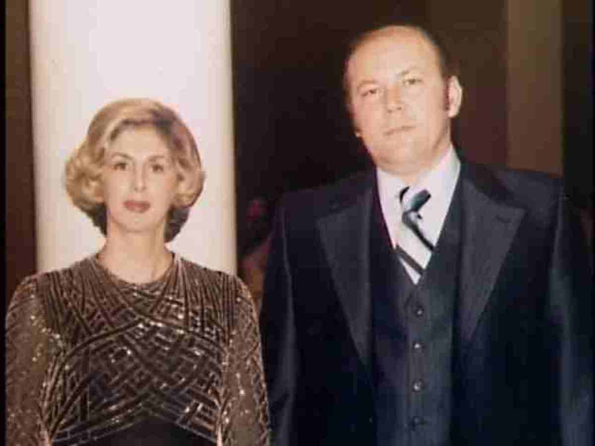Respectable Family Man - With Wife Barbera