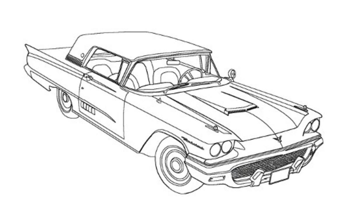 Thunderbirds Coloring Page Are Go Vehicles