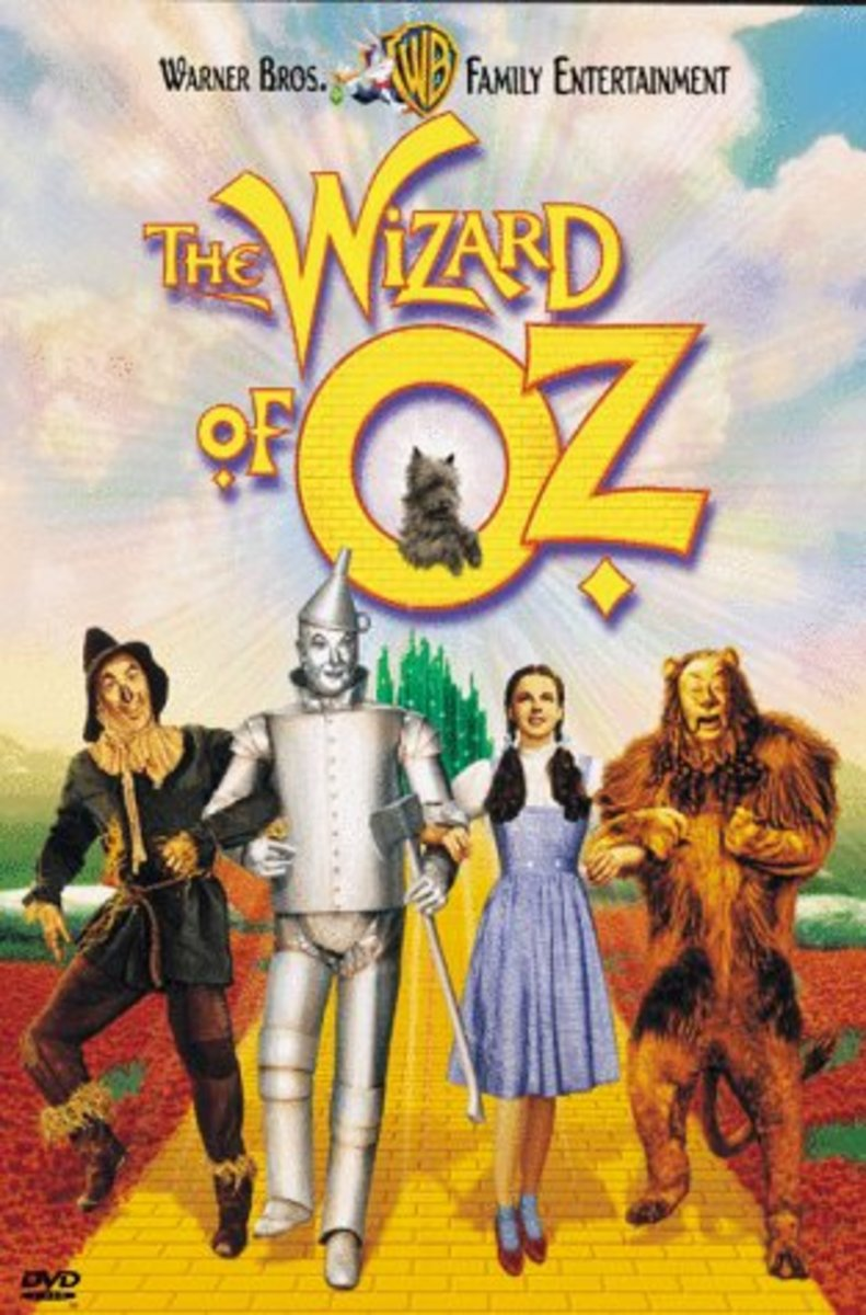 The Wizard of Oz - Interpretation of the film
