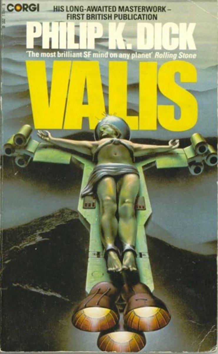 THE EMPIRE NEVER ENDED. Philip K Dick, Valis and the Psychopathology of War