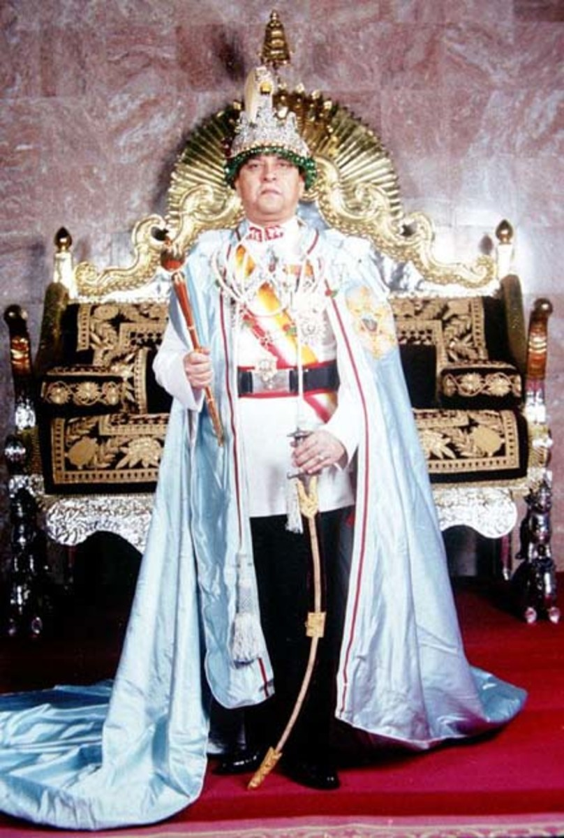 The Last King Of Nepal