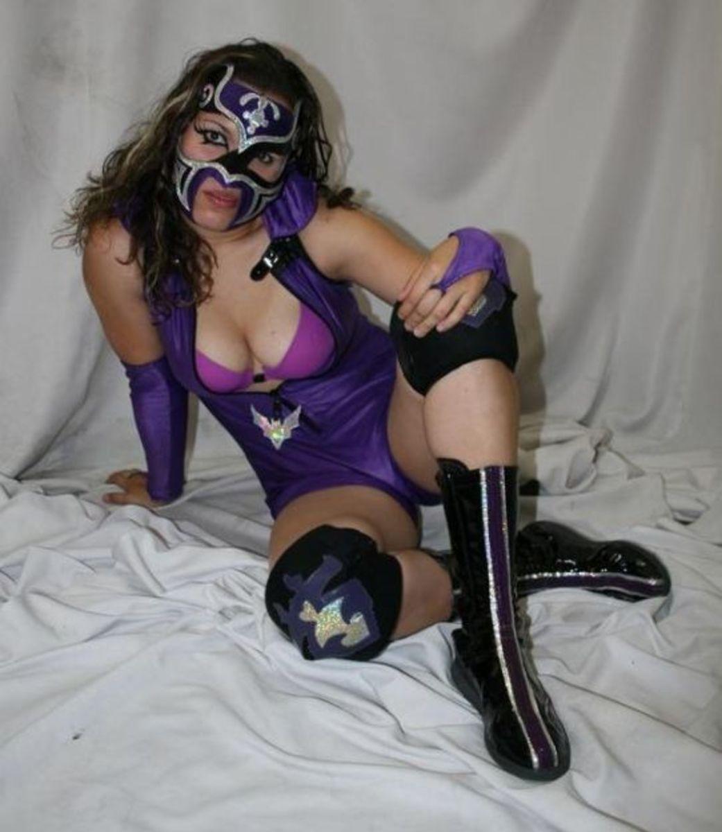 Masked Luchadora Zeuxis