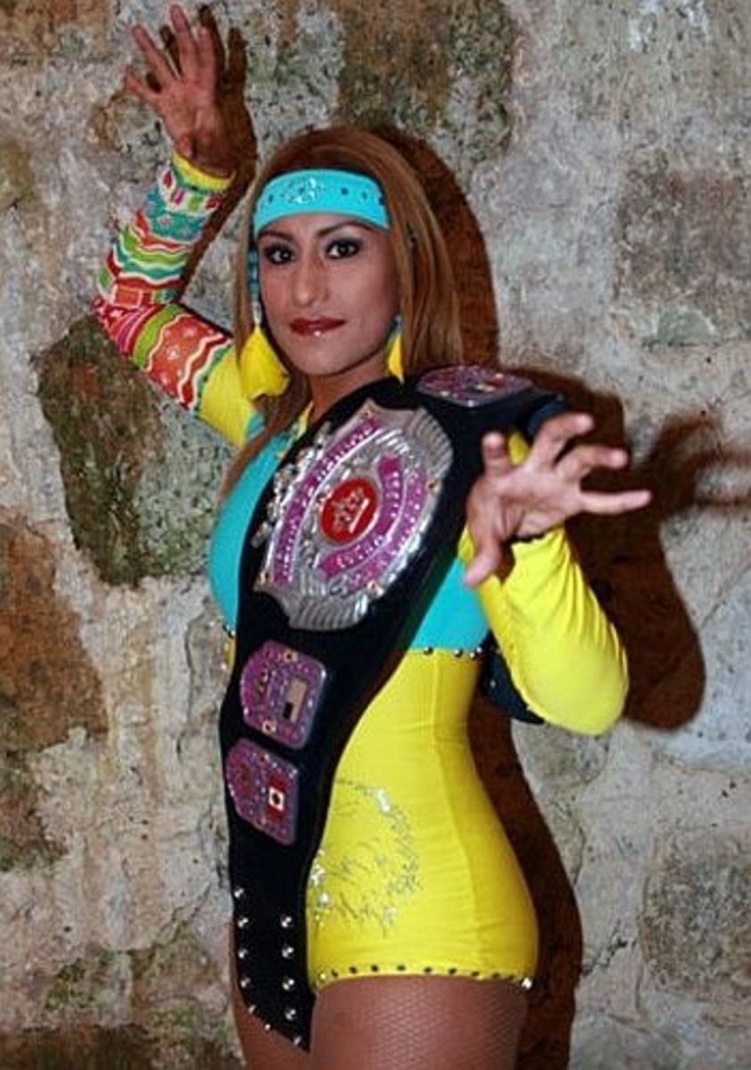 Faby Apache
