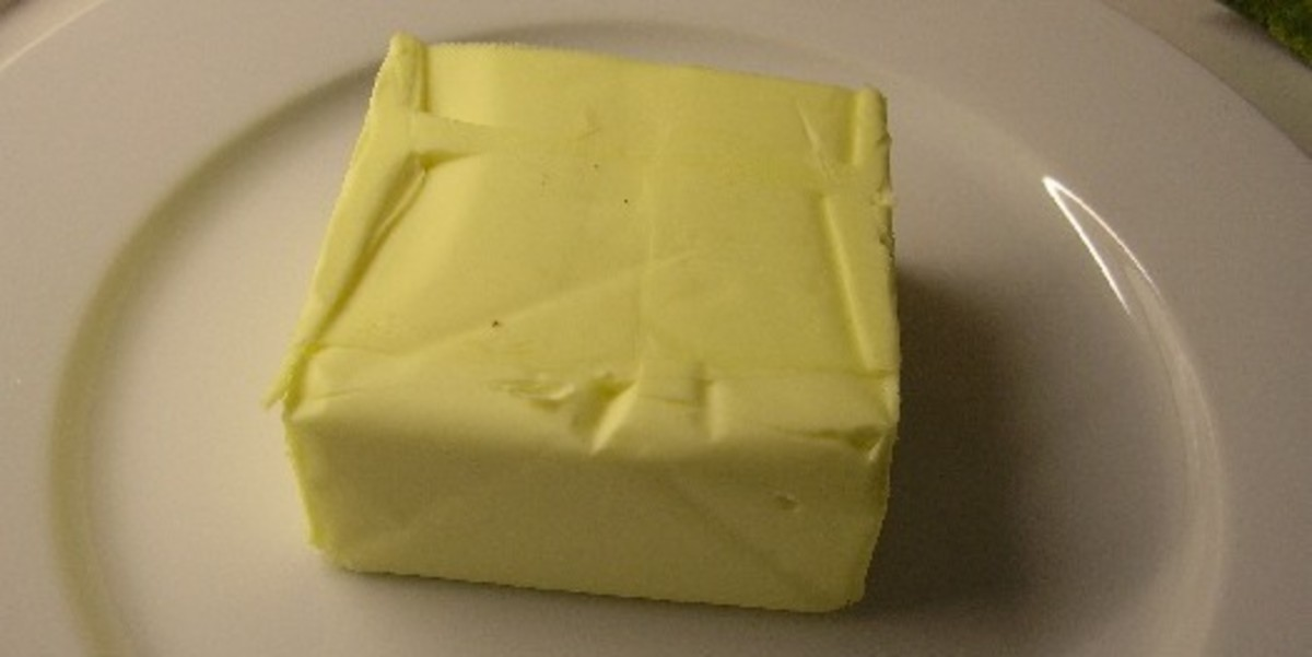 Lovely butter.